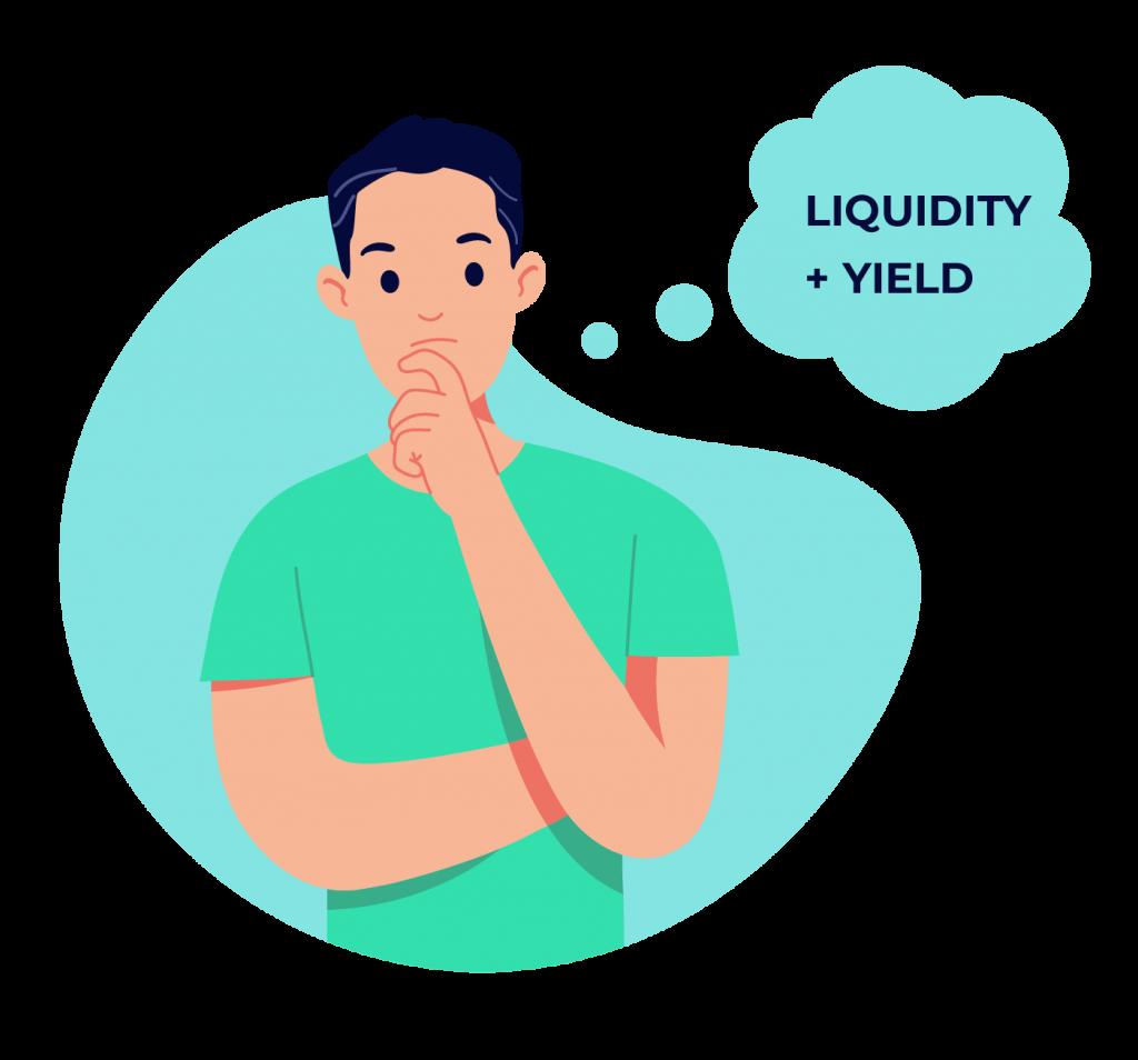 Liquidity + Yield