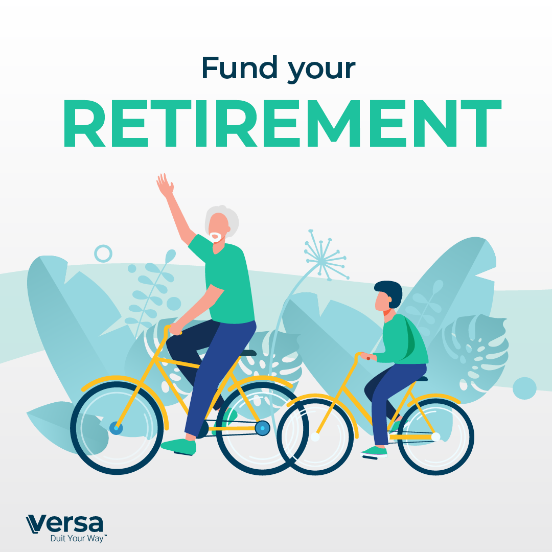 Fund your retirement
