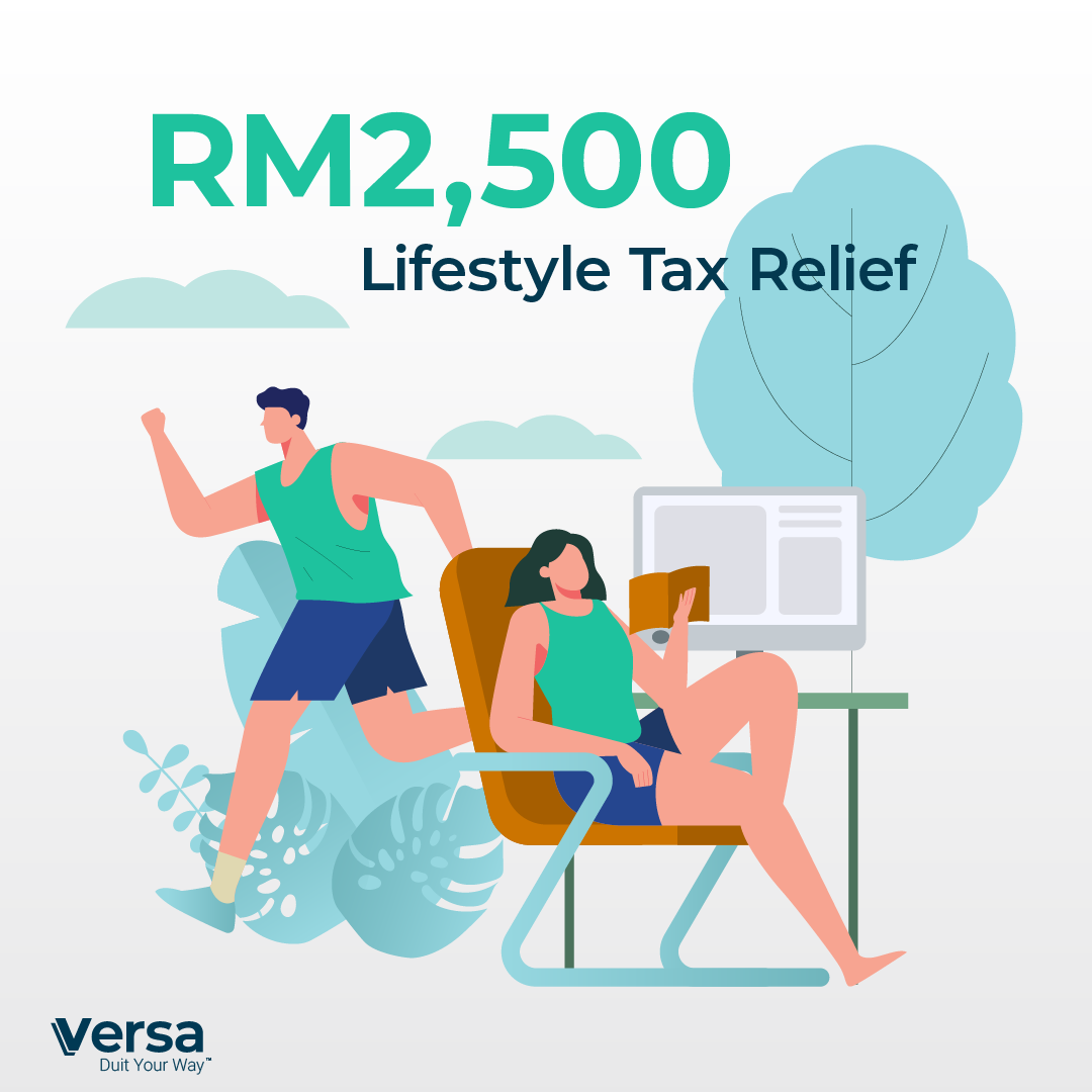 Lifestyle tax relif