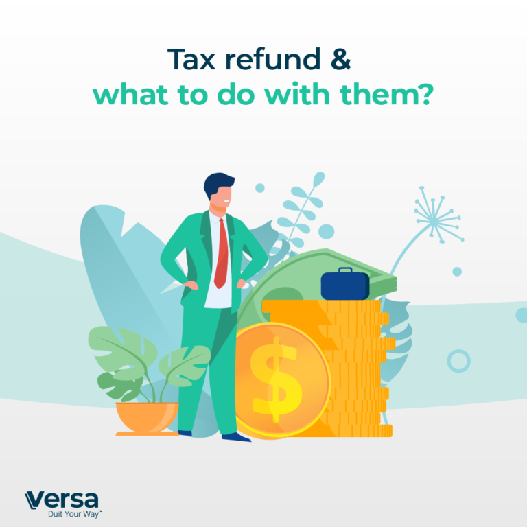 Tax Refund & What To Do With Them?