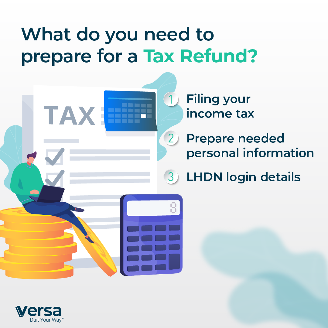 What Do You Need To Prepare For A Tax Refund