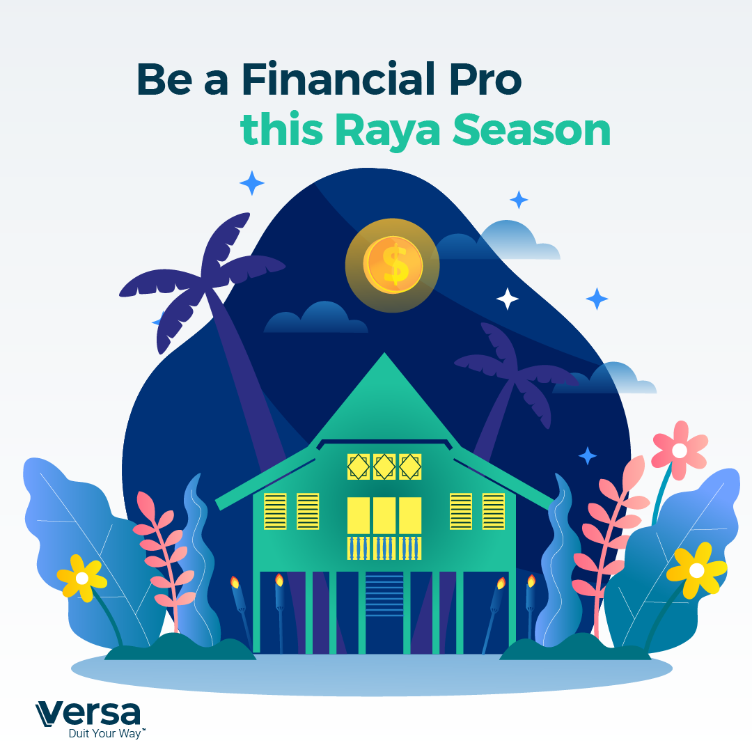 Be a Financial Pro this Raya Season