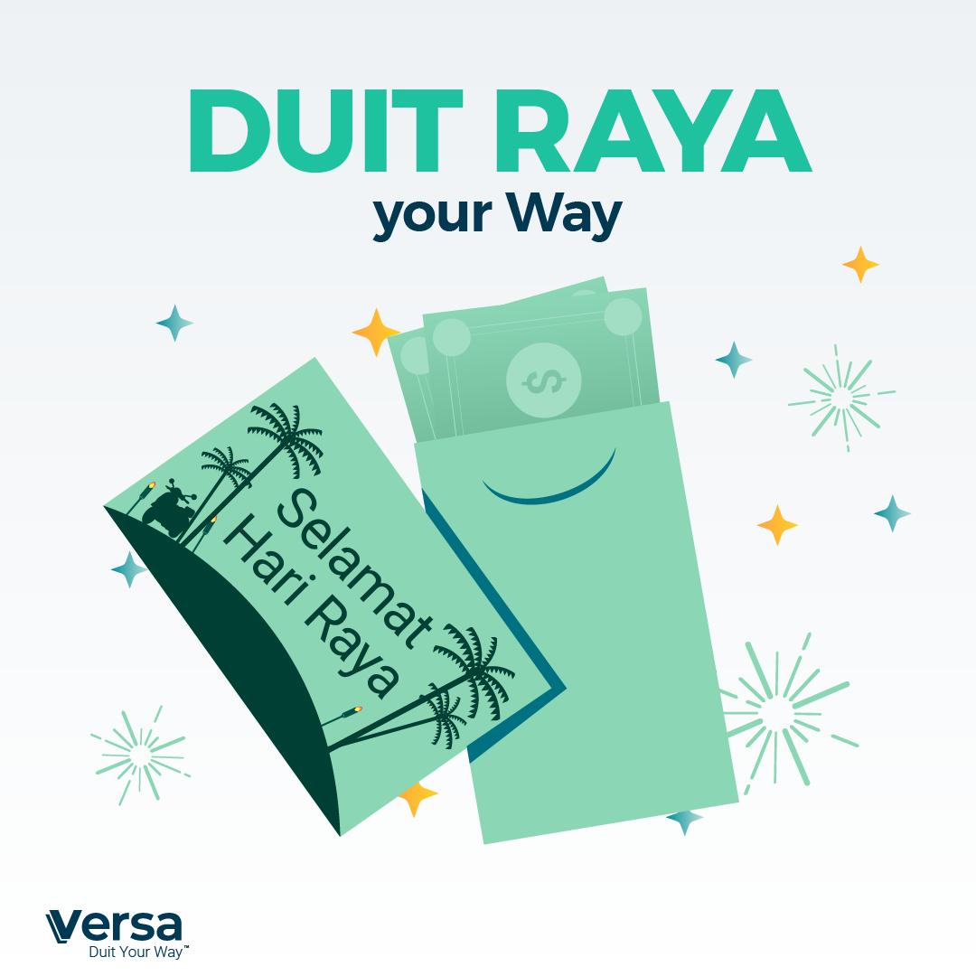 Duit Raya your Way