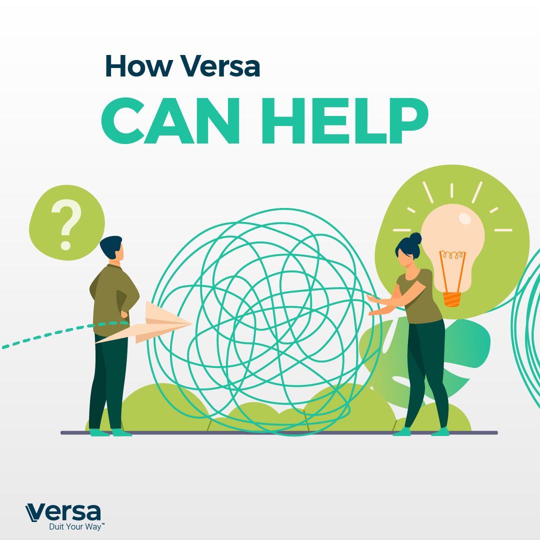 How Versa can help
