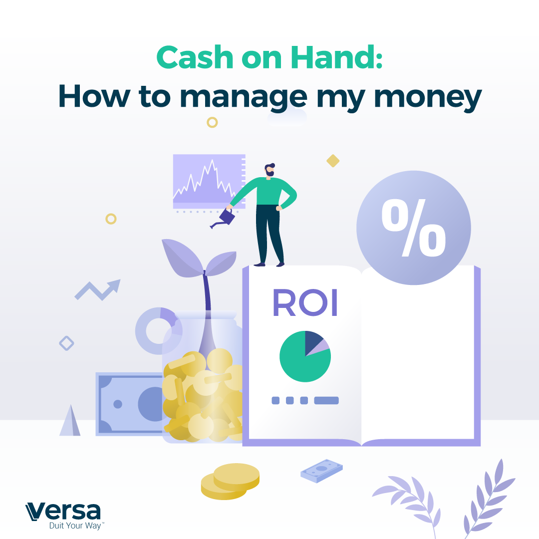 Cash on Hand: How to manage my money