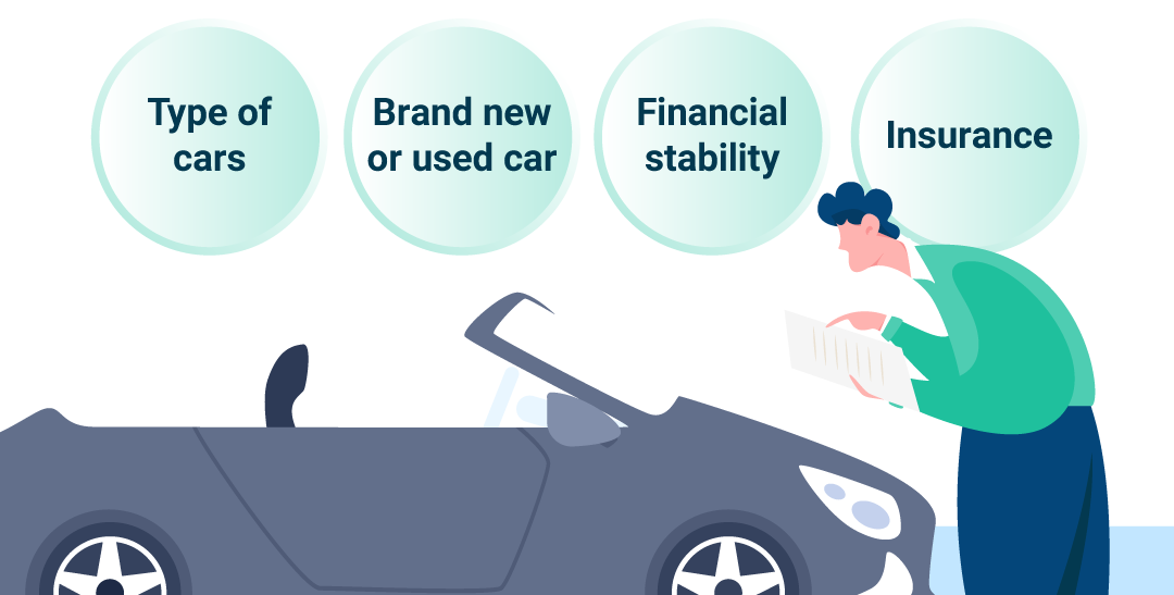 Things that you need to look out for when you're buying a car-