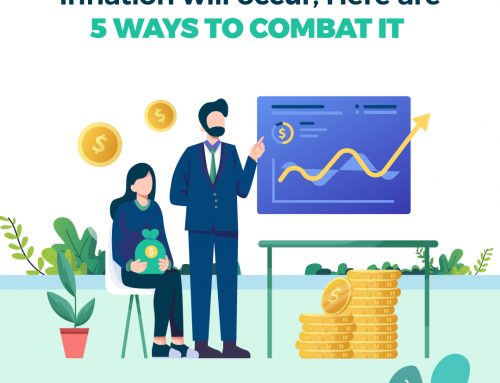 Inflation will occur; Here are 5 Ways To Combat it