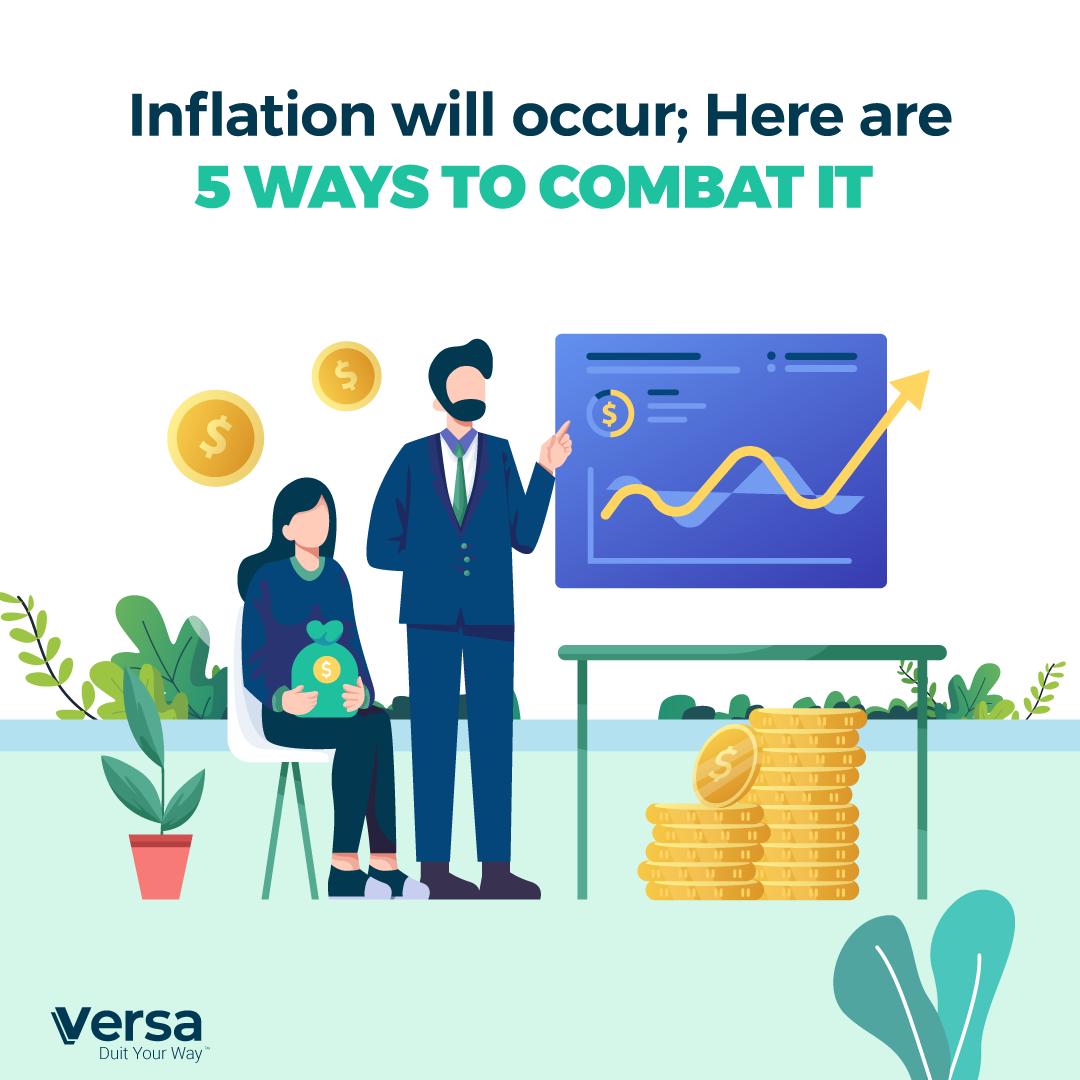 Battling Inflation Rates