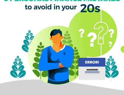 5 Personal Finance Mistakes to Avoid In Your 20s